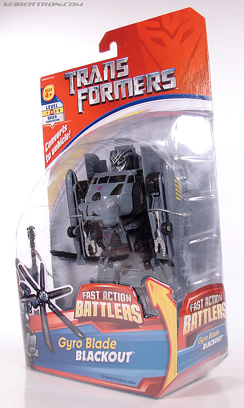 Transformers (2007) Gyro Blade Blackout (Image #12 of 73)