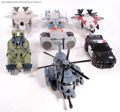 Transformers (2007) Gyro Blade Blackout (Image #30 of 73)