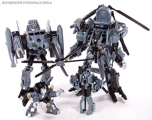 Transformers (2007) Gyro Blade Blackout (Image #31 of 73)