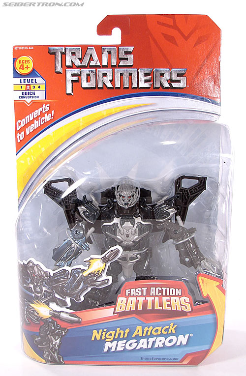 Transformers (2007) Night Attack Megatron (Image #1 of 62)