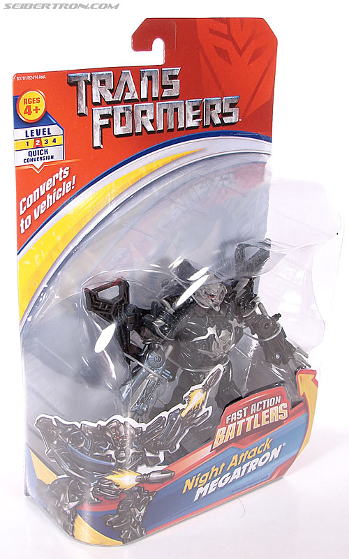 Transformers (2007) Night Attack Megatron (Image #3 of 62)