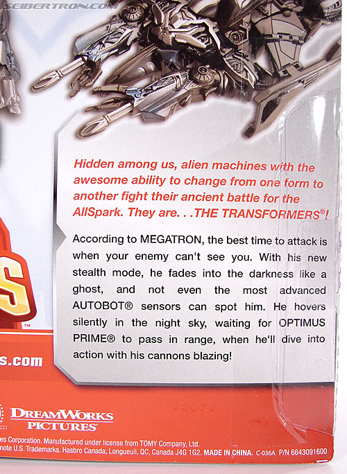 Transformers (2007) Night Attack Megatron (Image #8 of 62)