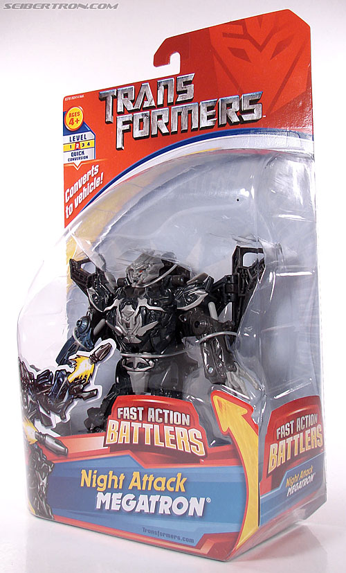 Transformers (2007) Night Attack Megatron (Image #13 of 62)