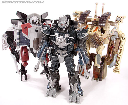 Transformers (2007) Night Attack Megatron (Image #61 of 62)