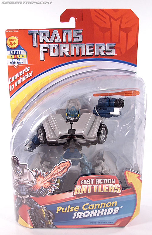 Transformers (2007) Pulse Cannon Ironhide (Image #1 of 61)