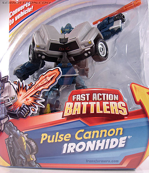 Transformers (2007) Pulse Cannon Ironhide (Image #3 of 61)