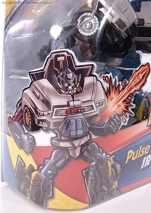 Transformers (2007) Pulse Cannon Ironhide (Image #4 of 61)