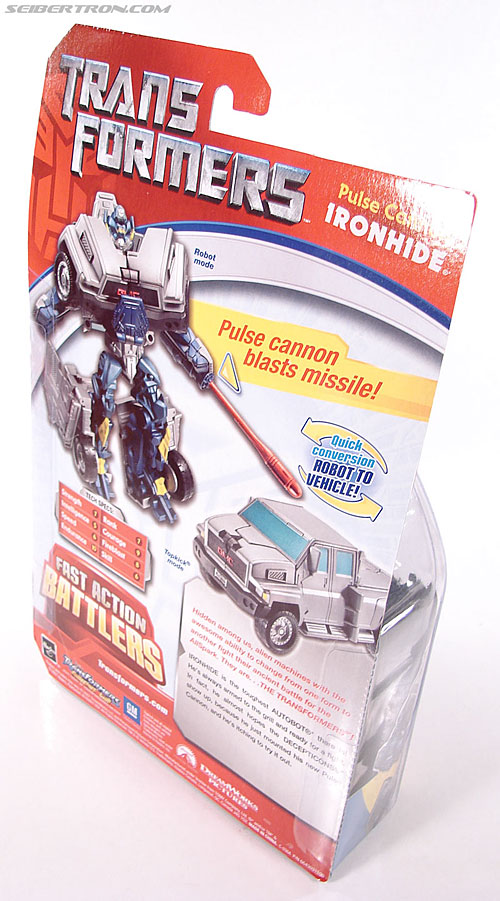 Transformers (2007) Pulse Cannon Ironhide (Image #7 of 61)
