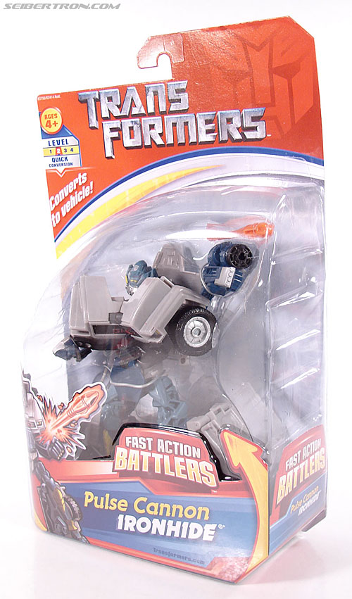 Transformers (2007) Pulse Cannon Ironhide (Image #10 of 61)