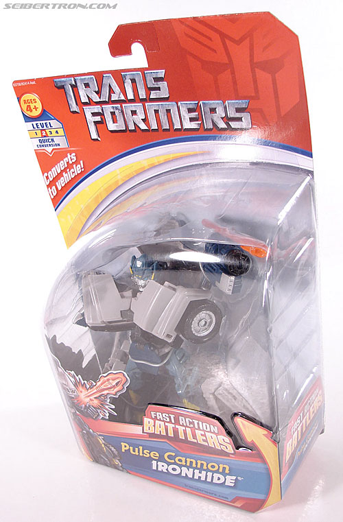 Transformers (2007) Pulse Cannon Ironhide (Image #11 of 61)