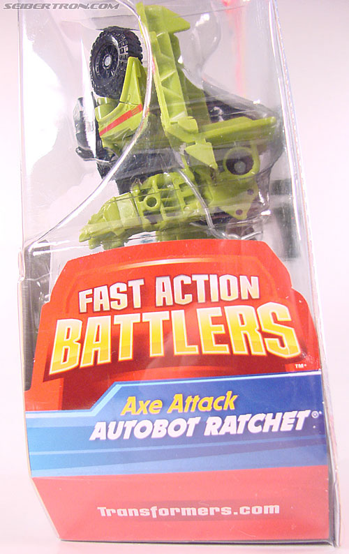 Transformers (2007) Axe Attack Ratchet (Image #13 of 70)