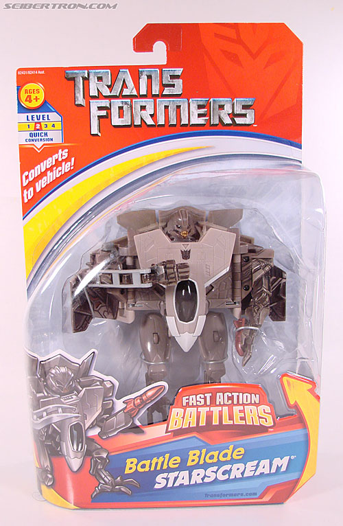 Transformers (2007) Battle Blade Starscream (Image #1 of 75)