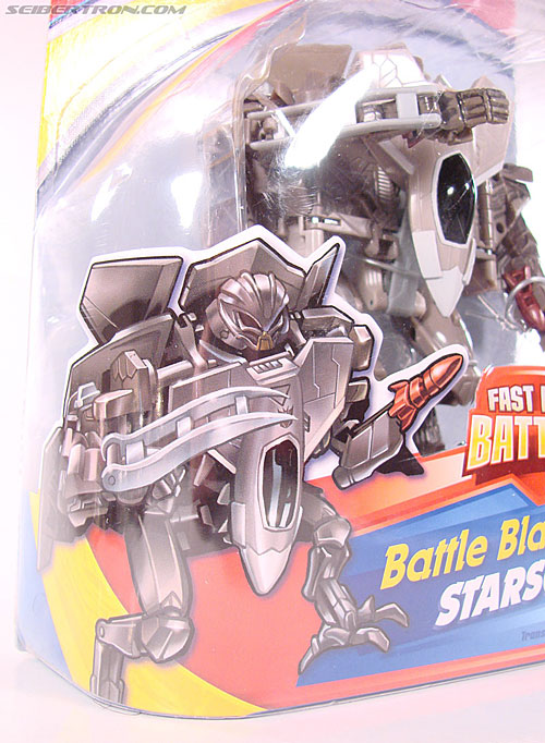 Transformers (2007) Battle Blade Starscream (Image #3 of 75)