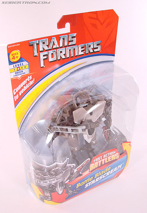 Transformers (2007) Battle Blade Starscream (Image #6 of 75)