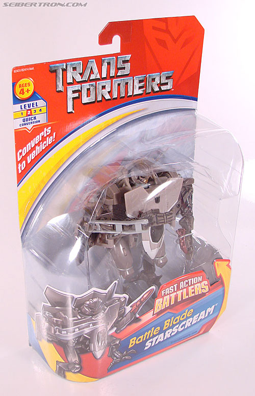 Transformers (2007) Battle Blade Starscream (Image #8 of 75)