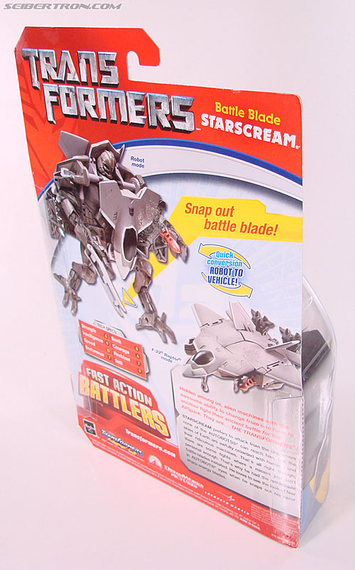 Transformers (2007) Battle Blade Starscream (Image #9 of 75)