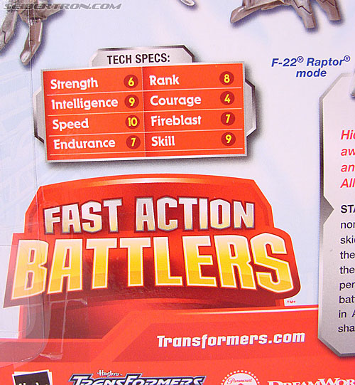 Transformers (2007) Battle Blade Starscream (Image #11 of 75)