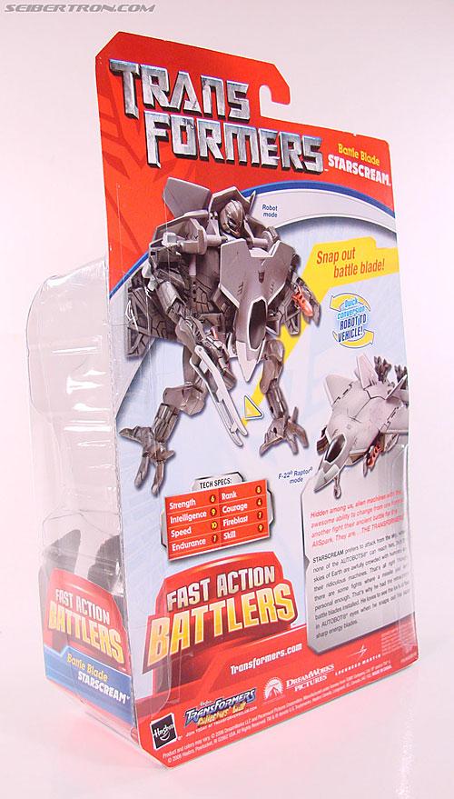 Transformers (2007) Battle Blade Starscream (Image #13 of 75)