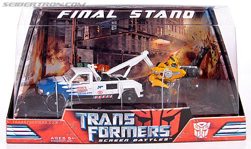 Transformers (2007) Screen Battles: Final Stand gallery