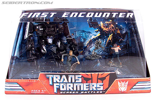 Transformers (2007) Screen Battles: First Encounter gallery