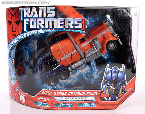 Transformers (2007) First Strike Optimus Prime (Image #1 of 75)