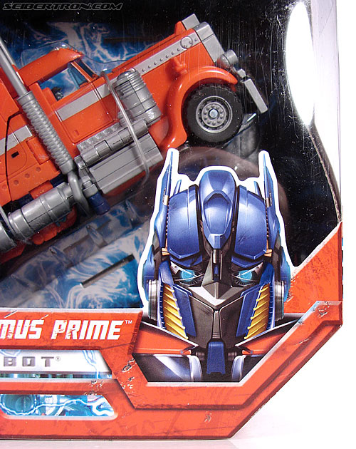 Transformers (2007) First Strike Optimus Prime (Image #2 of 75)