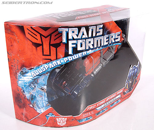 Transformers (2007) First Strike Optimus Prime (Image #5 of 75)
