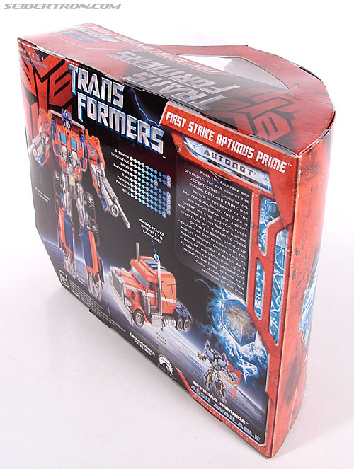 Transformers (2007) First Strike Optimus Prime (Image #6 of 75)