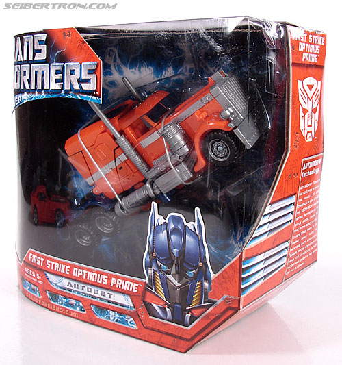 Transformers (2007) First Strike Optimus Prime (Image #10 of 75)