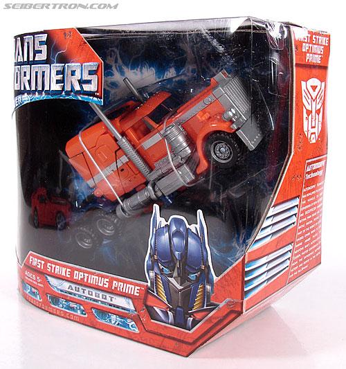 Transformers (2007) First Strike Optimus Prime (Image #10 of 75)