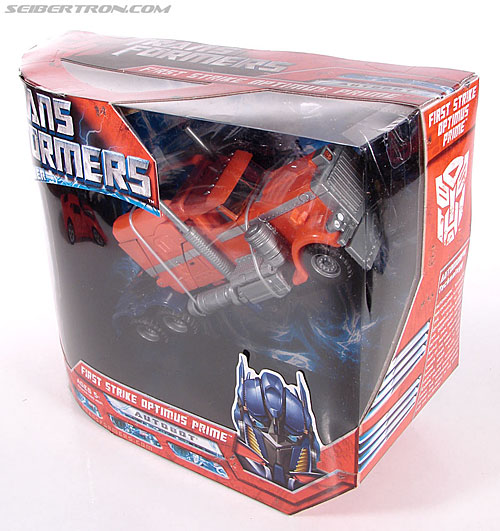 Transformers (2007) First Strike Optimus Prime (Image #11 of 75)