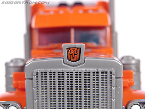 Transformers (2007) First Strike Optimus Prime (Image #17 of 75)