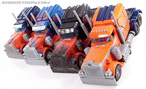 Transformers (2007) First Strike Optimus Prime (Image #42 of 75)