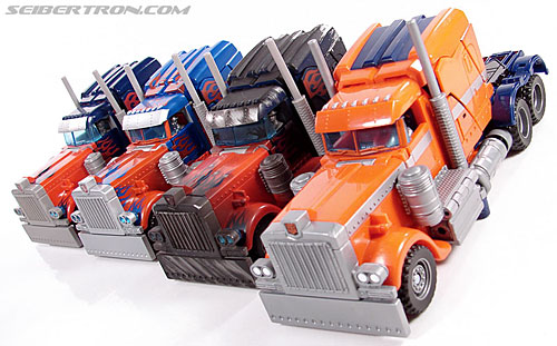 Transformers (2007) First Strike Optimus Prime (Image #43 of 75)