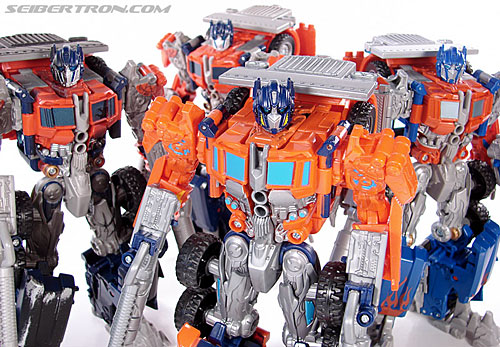 Transformers (2007) First Strike Optimus Prime (Image #48 of 75)