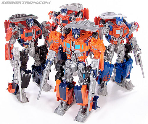 Transformers (2007) First Strike Optimus Prime (Image #49 of 75)