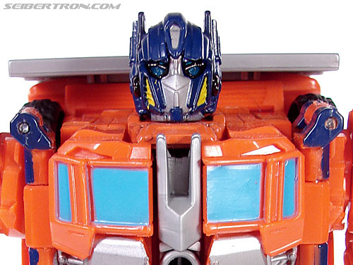 Transformers (2007) First Strike Optimus Prime gallery