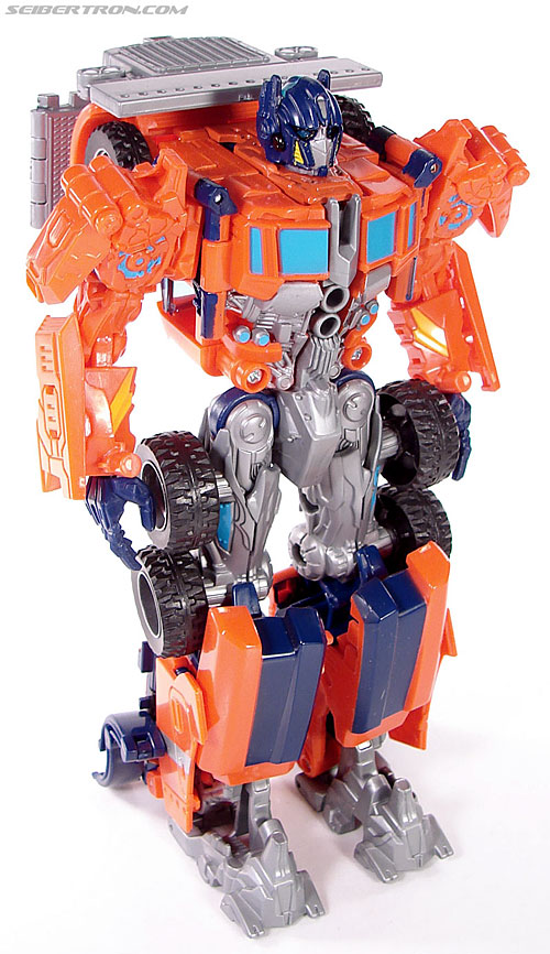 Transformers (2007) First Strike Optimus Prime (Image #53 of 75)