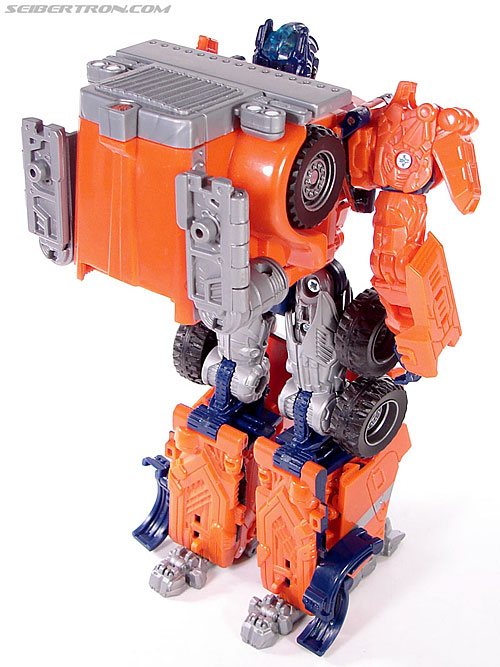 Transformers (2007) First Strike Optimus Prime (Image #55 of 75)