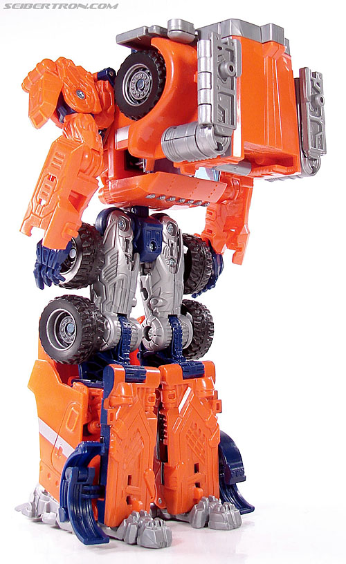 Transformers (2007) First Strike Optimus Prime (Image #57 of 75)