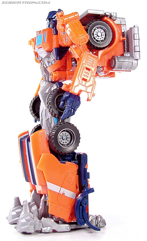 Transformers (2007) First Strike Optimus Prime (Image #58 of 75)