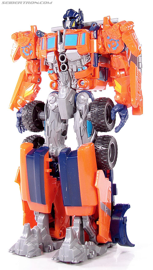 Transformers (2007) First Strike Optimus Prime (Image #59 of 75)