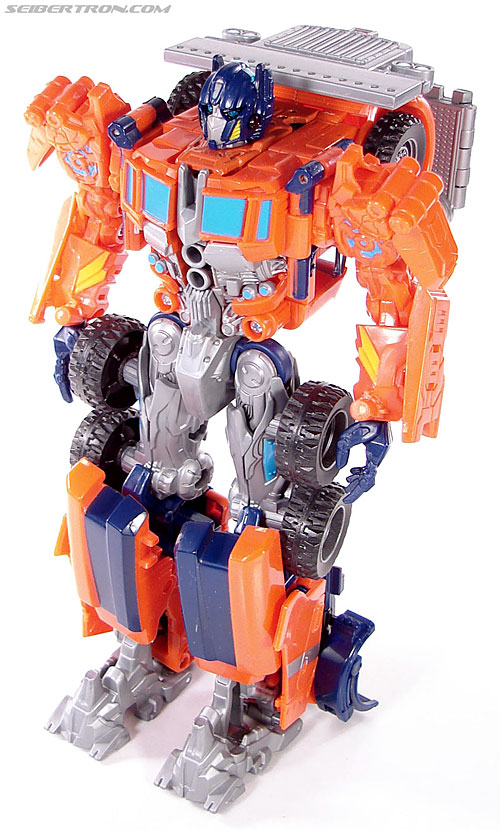 Transformers (2007) First Strike Optimus Prime (Image #60 of 75)