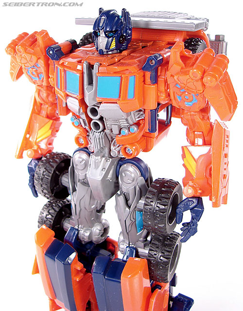 Transformers (2007) First Strike Optimus Prime (Image #61 of 75)