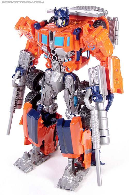Transformers (2007) First Strike Optimus Prime (Image #62 of 75)