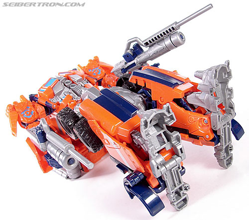 Transformers (2007) First Strike Optimus Prime (Image #63 of 75)