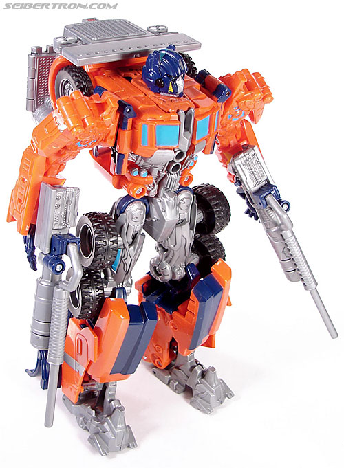 Transformers (2007) First Strike Optimus Prime (Image #64 of 75)