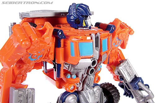 Transformers (2007) First Strike Optimus Prime (Image #65 of 75)