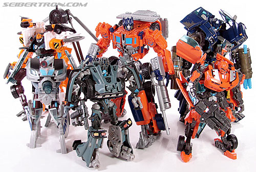 Transformers (2007) First Strike Optimus Prime (Image #74 of 75)
