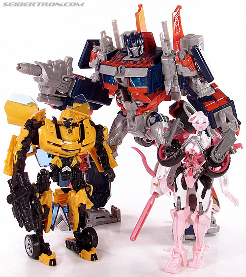Transformers (2007) Arcee (G1) (Image #83 of 87)